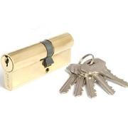 Продам сердцевину Apecs для замка с ключом,  латунь