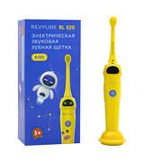 Зубная щетка для детей Revyline RL 020 Kids,  желтая